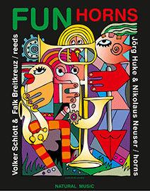 Fun Horns Plakat
