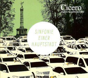 Cover Sinfonie einer Hauptstadt